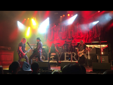 Gotthard - Live Frankfurt 2017 HD (Full Concert)