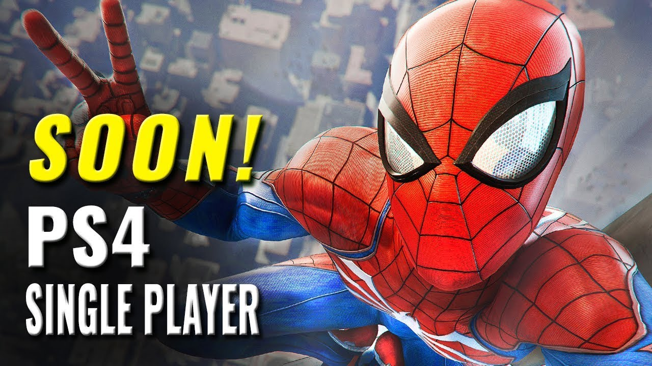 Top 25 Upcoming Single Player Ps4 Games Of 2018 2019 Youtube