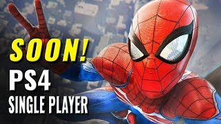 Top 25 Upcoming Single Player Ps4 Games Of 2018-2019