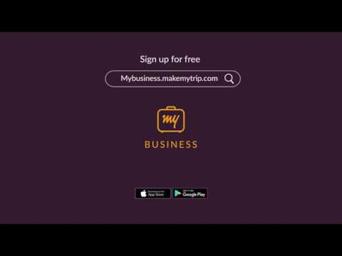 Introducing MyBusiness - Business Travel Made Smarter