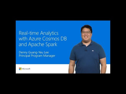 Apply real-time analytics with Azure Cosmos DB and Spark | T135