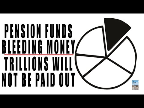 Pension Fund CRISIS as TRILLIONS Will NOT Be Paid Out! Here's the PROOF!