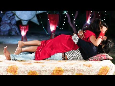 Desi Suhagrat Romance ll Red Hot Night With Sexy GF thumbnail