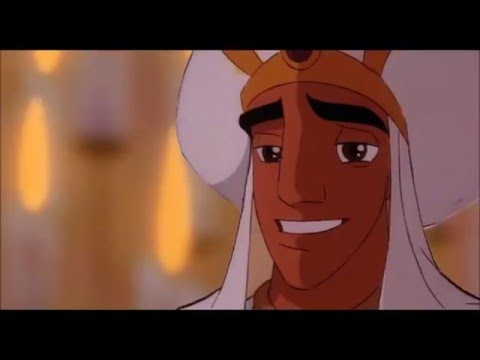 Aladdin and the King of Thieves  Final Scene 1080p