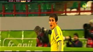 «Анжи» 2 - 0 «Удинезе»