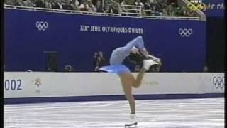 Irina Slutskaya (RUS) - 2002 Salt Lake City, Figure Skating, Ladies