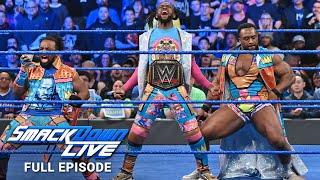 WWE SmackDown LIVE Full Episode, 9 April 2019