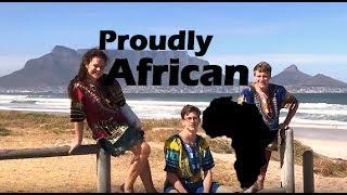 Dashiki Sibling Photoshoot - Cape Town