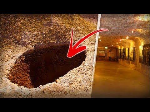 Mağarada Yaşıyor Diye Alay Ettiler, Ama İçten Görüncede Kimse Gitmek İstemedi