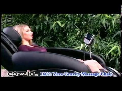 cozzia zero gravity massage chair information - Cozzia Massage Chair