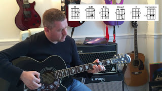Queen - The Night Comes Down - Guitar Tutorial Lesson