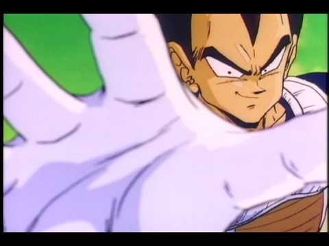 Vegeta Kills Jeice (FUNimation 1999 dub)