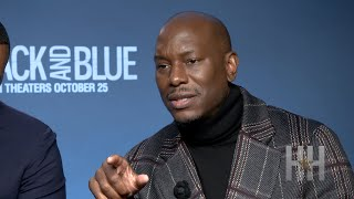 Tyrese Is Tired Of Hollywood Making Movies About Slavery