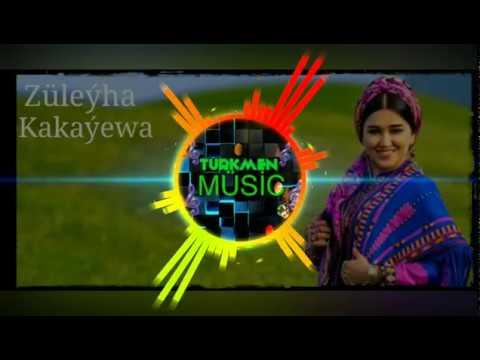 Züleyha Kakayewa - Name Üçin (Official Audio)
