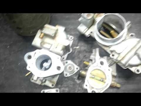 Silvio Carburadores Restauração do Solex 35 PDSI do João Sibim ,Cornelio Procopio,PR