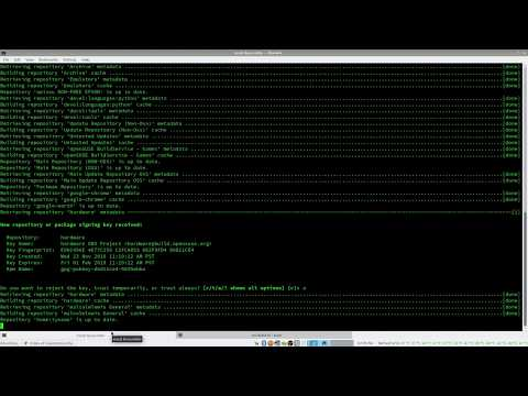 How To Add A Repo Using Zypper In Opensuse/SUSE