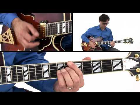 Jazz Guitar Fakebook 2: Rhythm - Over You Overview - Frank Vignola
