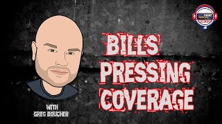 Bills Pressing Coverage EP 1 With E.J. Daniels