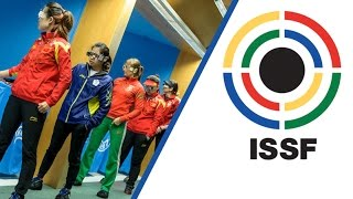 10m Air Pistol Women Final - 2016 ISSF Rifle and Pistol World Cup in Munich (GER)