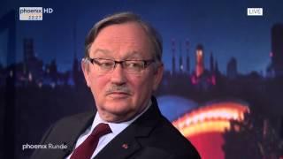 """""""Super Tuesday – Ist Donald Trump noch zu stoppen?"""" - phoenix Runde vom 01.03.2016"""