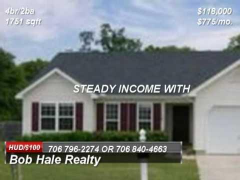 Columbia County Ga $100 Down Foreclosure ] steve hale 706 796-2274