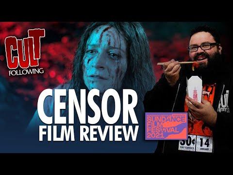 CENSOR Movie Review | 2021 Sundance Film Festival Midnight Horror Film