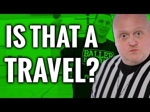 Do You Think This Is a Travel?  Let's Debate... | Basketball Travel Rules