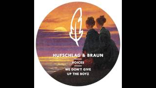Hufschlag & Braun - We Don