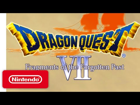 Dragon Quest VII: Fragments of the Forgotten Past - PAX West 2016 Developer Discussion