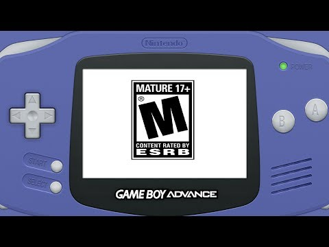 Top 9 Mature Rated GBA Games!
