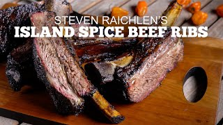 Steven Raichlen's Island Spice Beef Ribs