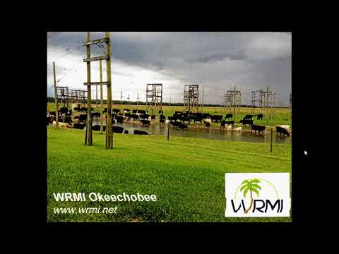WRMI update 2 frequencies now back on air Septemner 13th 2017
