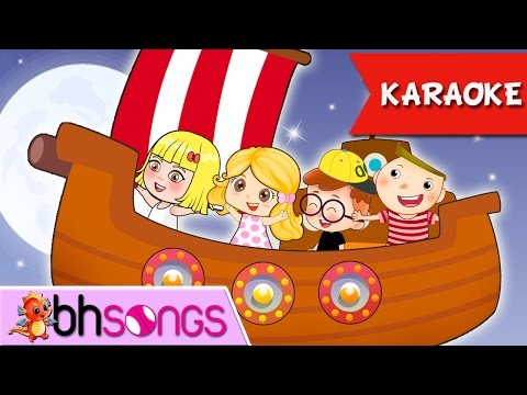 Boys And Girls Come Out To Play Karaoke | Nursery Rhymes TV