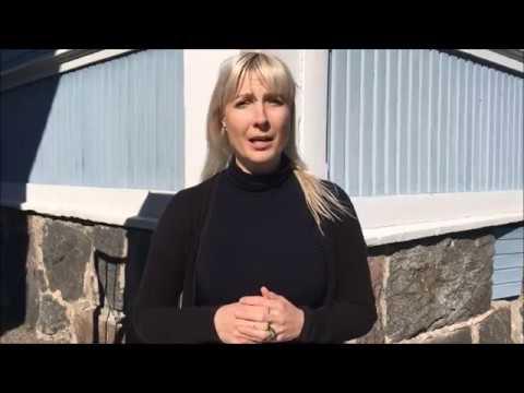Laura Huhtasaari - PS varapuheenjohtajaehdokas 2017 - YouTube