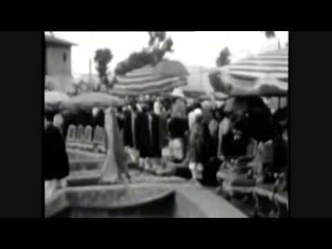 Ethiopia 1930 - The Unveiling of The Statue of Emperor Menelik