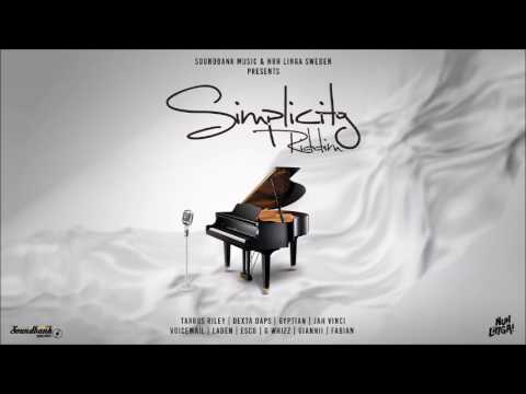 Simplicity Riddim mix  FEB 2017  (Sound Bank Music & Nuh Linga Sweden)  mix by Djeasy
