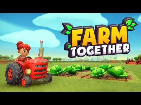 Alpacas and Horses! - Farm Together – Farm Update 1