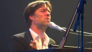 Rufus Wainwright - Dinner at eight - live @Divadlo Hybernia, Prague 2014