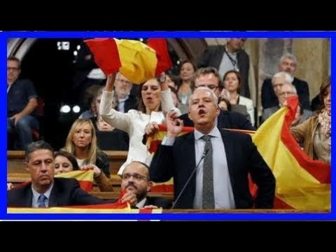 US Newspapers - Madrid's managing of catalan disaster sparks belgian caution