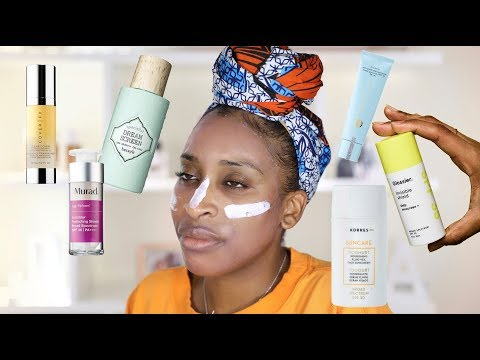 Scale of 1-ASHY?! Sunscreen Test, Tips, Do's and DON'Ts!   Jackie Aina