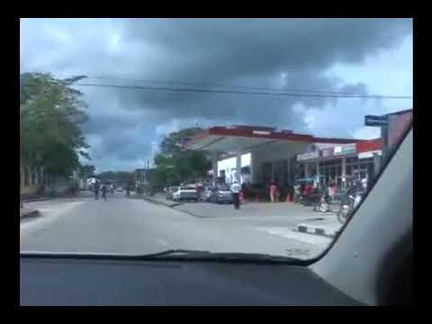 Camagüey, Cuba después del huracán Irma