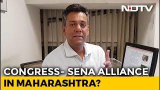NDTV Newsroom Live: Maha-Turmoil in Maharashtra Politics