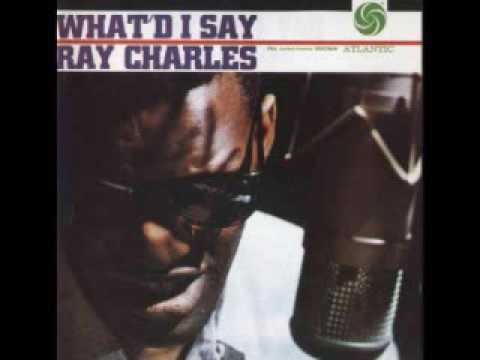 Ray Charles - What'd I say (full album)