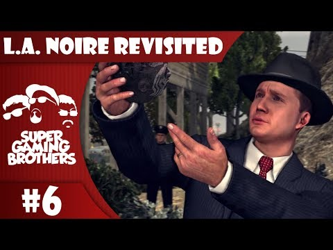 SGB Play: L.A. Noire (PS4) - Part 6   Hitting Close to Home