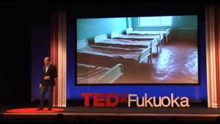 Your Toilet Can Teach You How to Save the World: Michael TS Lindenmayer at TEDxFukuoka