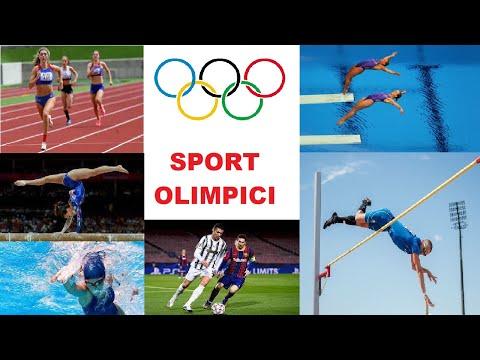 SPORT OLIMPICI