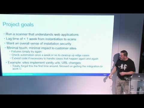Practical Implementation of Web Application Scanning at Jive   Jive Software