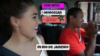 VLOG 4: MOROCCAN MUSIC AND BRAZILIAN FOOD | SAMYA YACOUBI