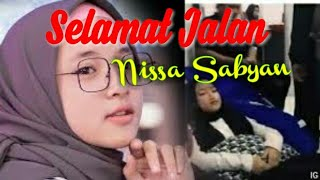 Nissa Sabyan meninggal               kan  Rumahnya