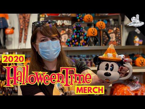 🎃 Disneyland Halloween Merchandise At Downtown Disney!